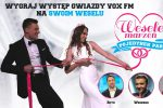 Największe gwiazdy disco polo na weselu marzeń Radia VOX FM