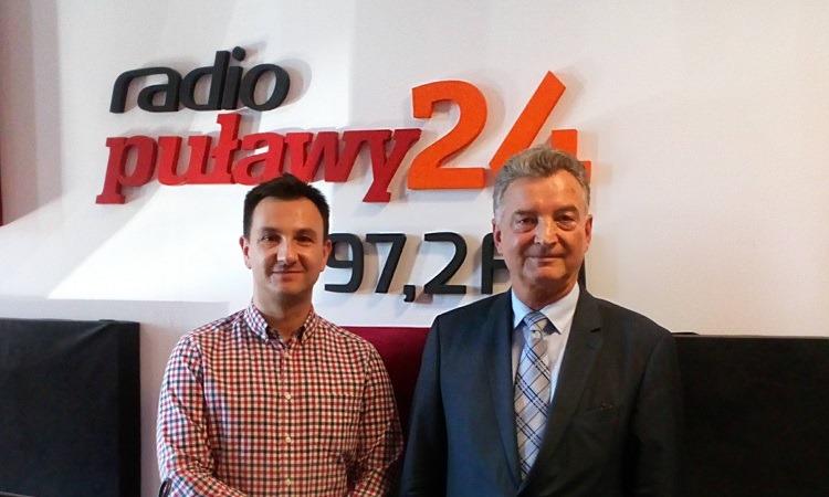 Z Radia Puławy 24 na Radio Impuls