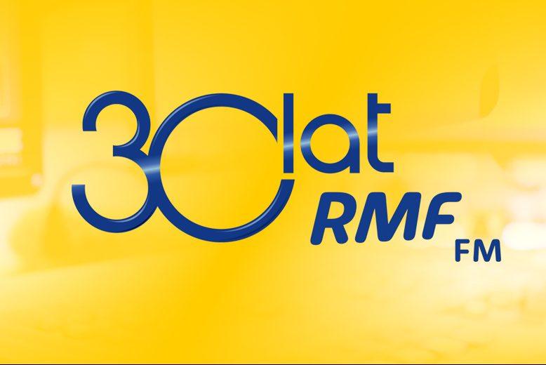 30 lat RMF FM teraz na wyjątkowym portalu internetowym!