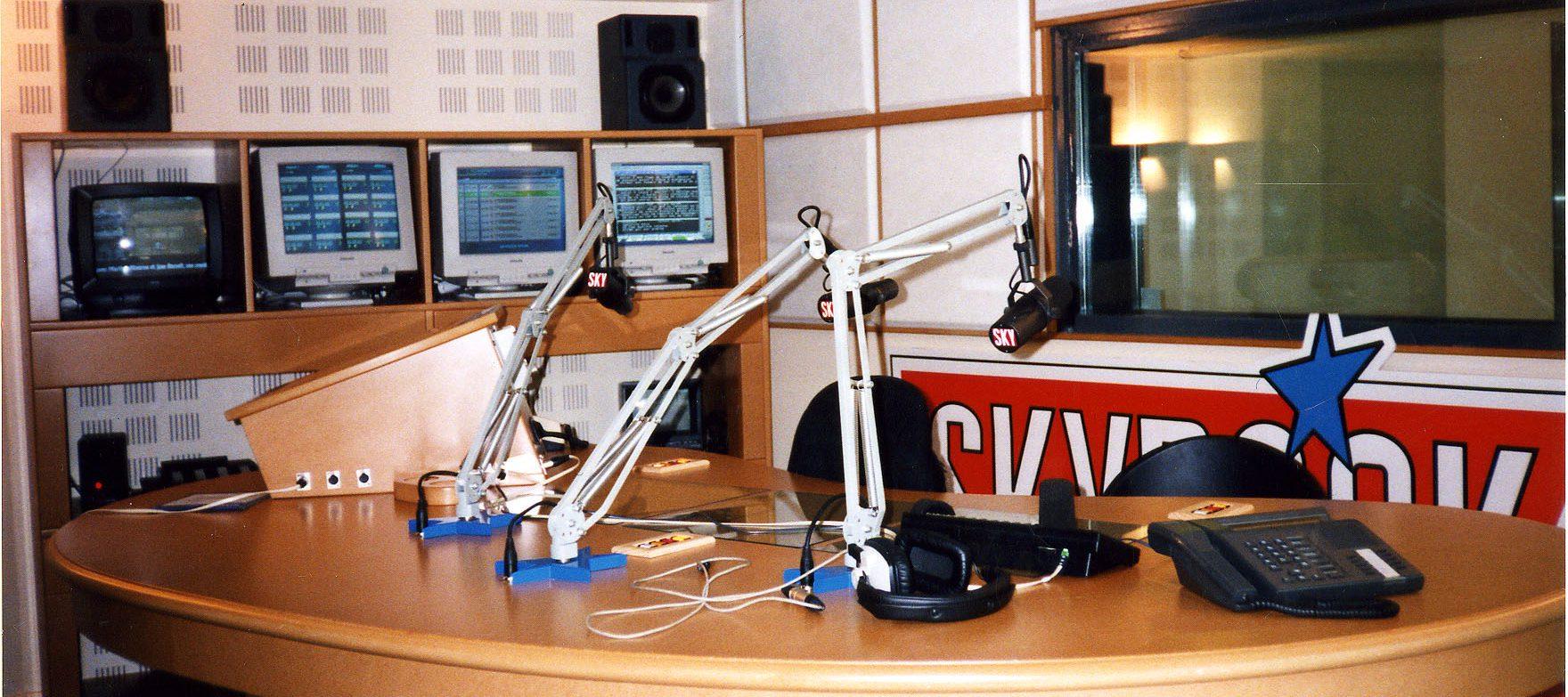 Gawęda o radiu, co się kulom nie kłaniało