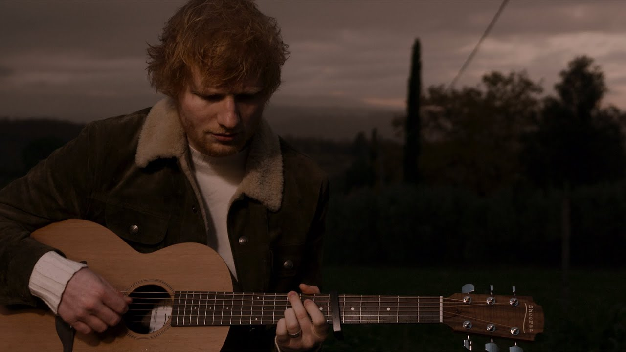 Warner Music poleca: Ed Sheeran – Afterglow