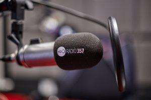 Radio 357 - wyniki nadawania pierwszego dnia