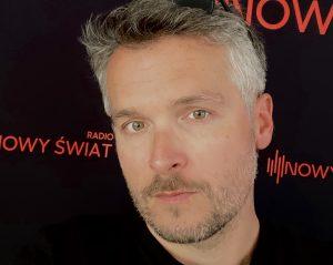 'Nigdy wcześniej nie słuchałem tyle muzyki co teraz' – rozmowa z Bartkiem Winczewskim, Radio Nowy Świat