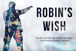 Prawie jak w kinie: Robin' s Wish