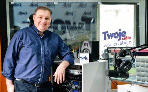 Dzień z życia managera: Jacek Dziakowicz, Twoje Radio
