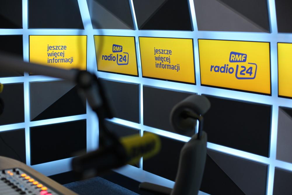 Startuje Radio RMF24.pl – nowa stacja informacyjna w Polsce