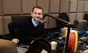24 godziny z życia porankowca: Marcin Łukawski - Radio 357