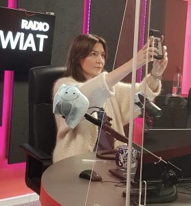 Wizytówka: Katarzyna Kasia - Radio Nowy Świat