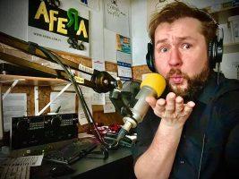 Wizytówka: Edgar Hein - Radio Afera