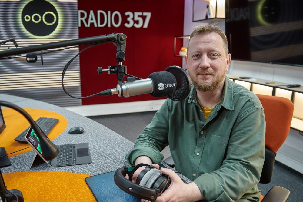 Radio 357 z nowymi audycjami. 3 maja Polski Top.