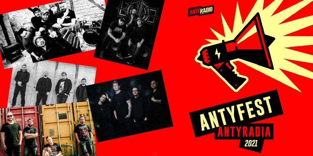 Koncertowy finał Antyfestu Antyradia 2021