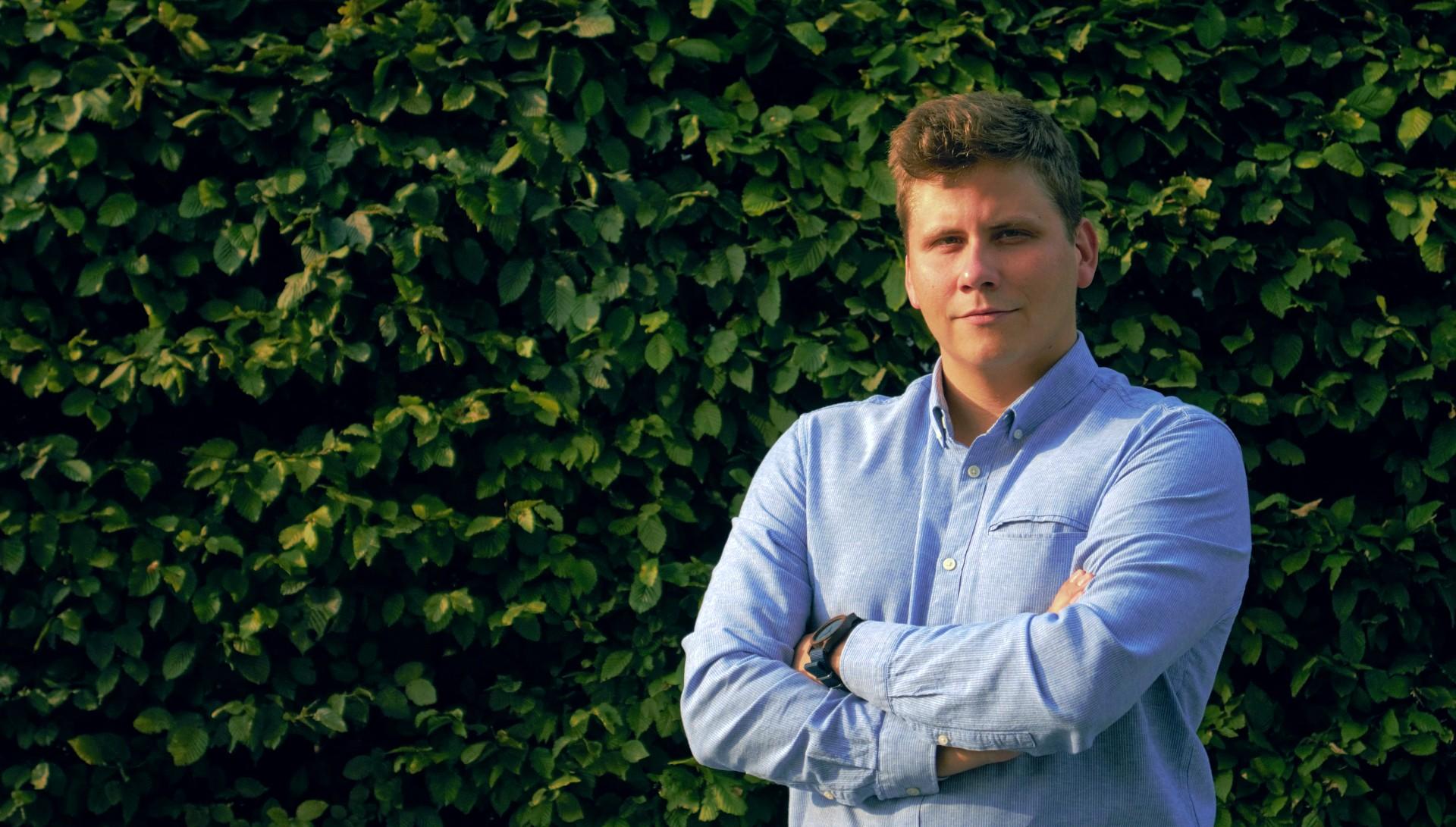 Maciej Sztykiel reporterem RMF FM